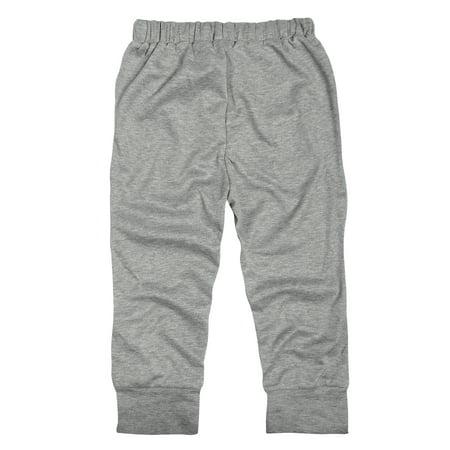 Allegra K Hommes Cordon Taille élastique Sport Décontracté Court Pantalon Noir W30 - Gris Clair, Homme, Tour de Taille 81cm x Standard - image 3 de 8
