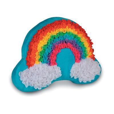 In-13730094 Plushcraft Rainbow Pillow Kit - Rainbow Pillow
