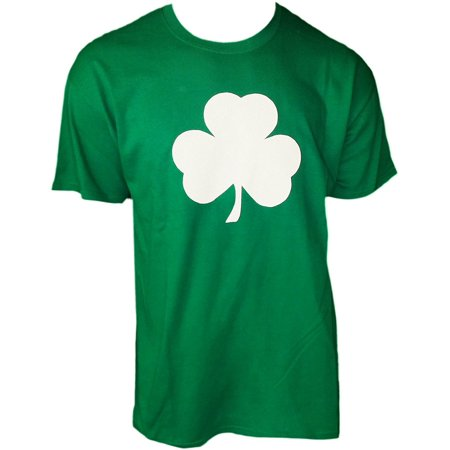 Irish Shamrock T-Shirt St Patricks Day Mens - Walmart St Patricks Day Shirts