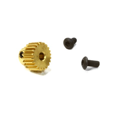 Integy RC Toy Model Hop-ups C26449 Metal Pinion 20T for C24741 Type Wraith Main Gear (Metal Pinion Gear)