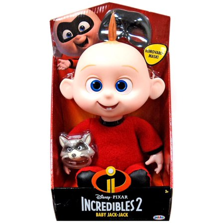 Disney / Pixar The Incredibles 2 Baby Jack-Jack Plush Doll for $<!---->