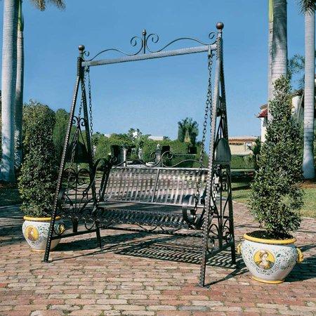Design Toscano Rockaway Garden