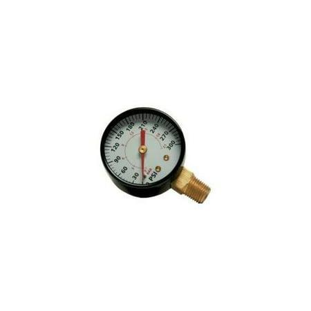 600 Psi Pressure Gauge - Campbell Hausfeld GR001900AJ 1/8