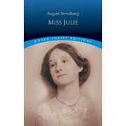 Dover Thrift Editions: Miss Julie (Paperback)