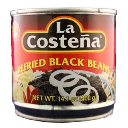 Product Of La Costena, Whole Black Beans, Count 1 - Mexican Food / Grab Varieties & Flavors 49 Assorted Flavors Beans