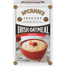 Oatmeal: John McCann's Instant