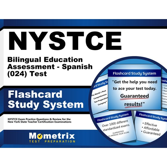Nystce Bilingual Education Assessment Spanish 024 Test Study