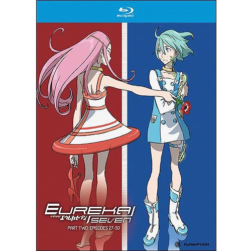 Eureka Seven: Part Two (Blu-ray)
