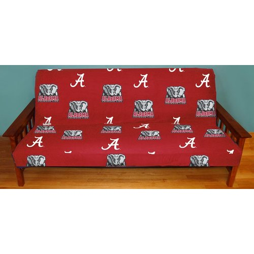 this button opens a dialog that displays additional images for this product with the option to zoom in or out  college covers ncaa box cushion futon slipcover   walmart    rh   walmart