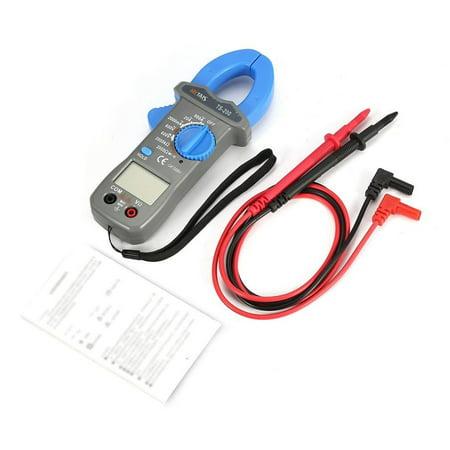 HYTAIS TS200 Mini Digital Clamp Meter Multimeter AC/DC Tester Voltmeter - image 5 of 8