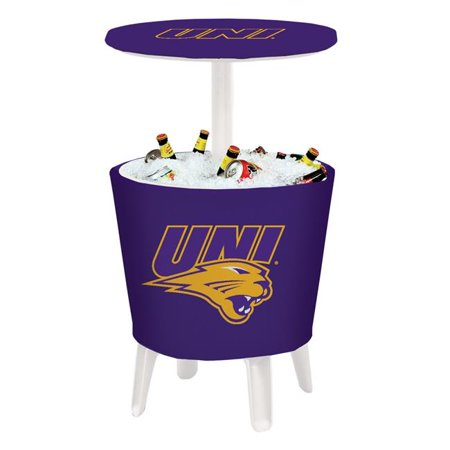 Northern Iowa Panthers Mascot Four Season Event Cooler Table (Panther Mascot)