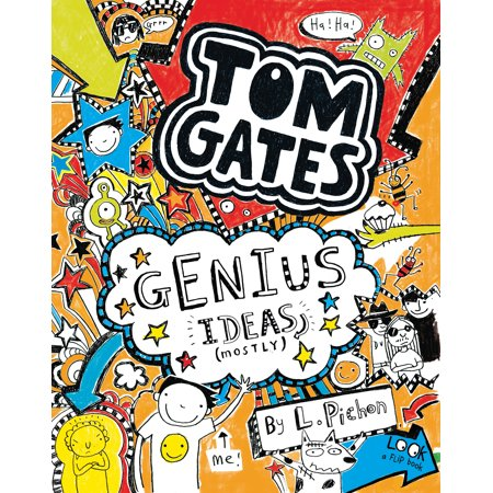 Tom Gates: Genius Ideas (Mostly) (Hardcover)