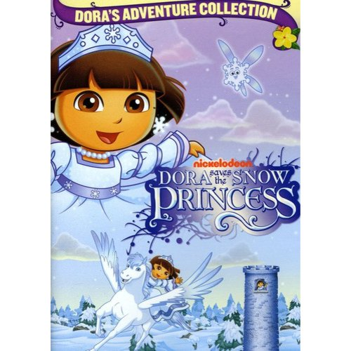 DORA THE EXPLORER-DORA SAVES THE SNOW PRINCESS (DVD)