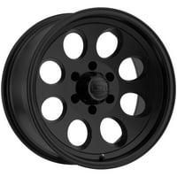 "Ion 171 18x9 8x170 +0mm Matte Black Wheel Rim 18"" Inch"
