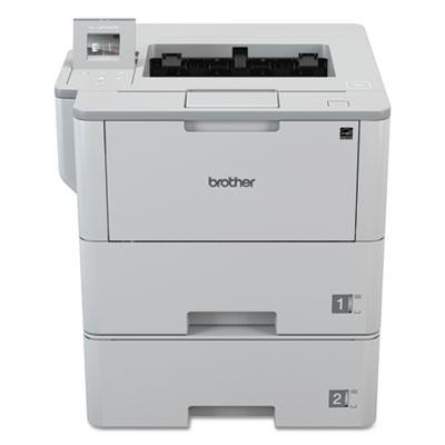 Brother HL-L6400DWT Business Laser Printer with Dual Tray...