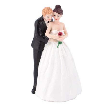 Wedding Gifts For Bride And Groom Walmart : ... Bride Groom Couple Figurine Wedding Cake Topper Decoration Gift Favor