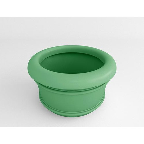 TerraCast Products Californian Plastic Pot Planter