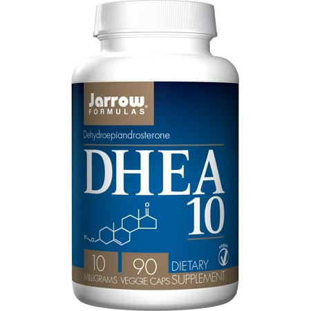Jarrow Formulas DHEA, Supports Energy, 10 mg, 90 Caps