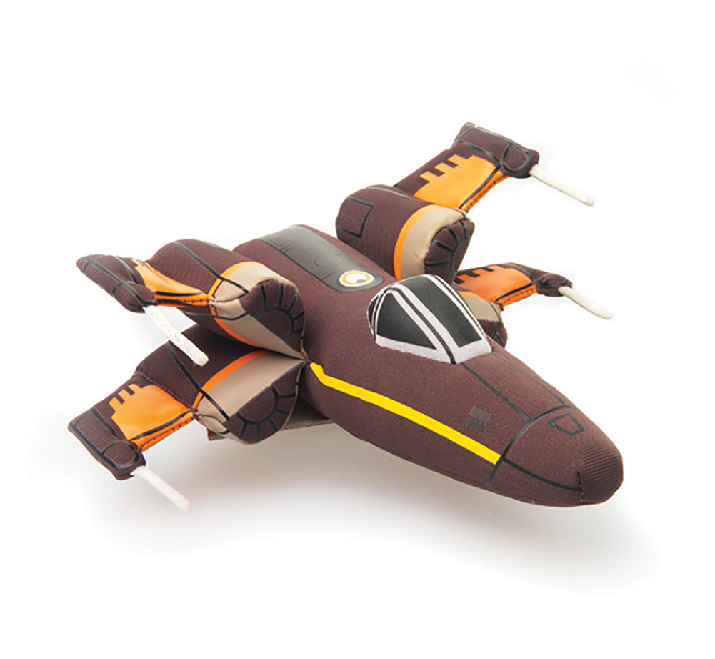 "Star Wars 12"" Plush Vehicle: X-Wing Fighter"
