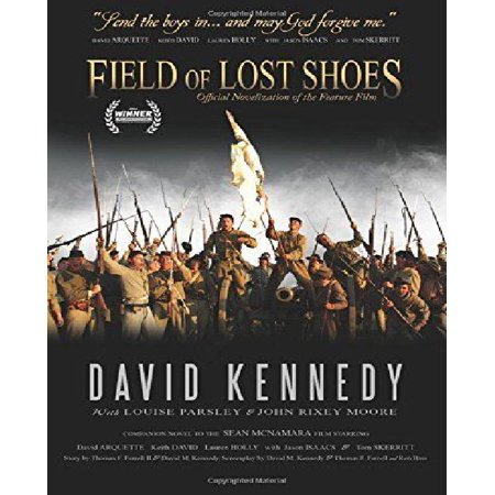Field Of Lost Shoes  Official Novelization Of The Feature Film