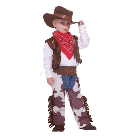 Dress Like A Cowboy For Halloween (Boys Cowboy Costume)