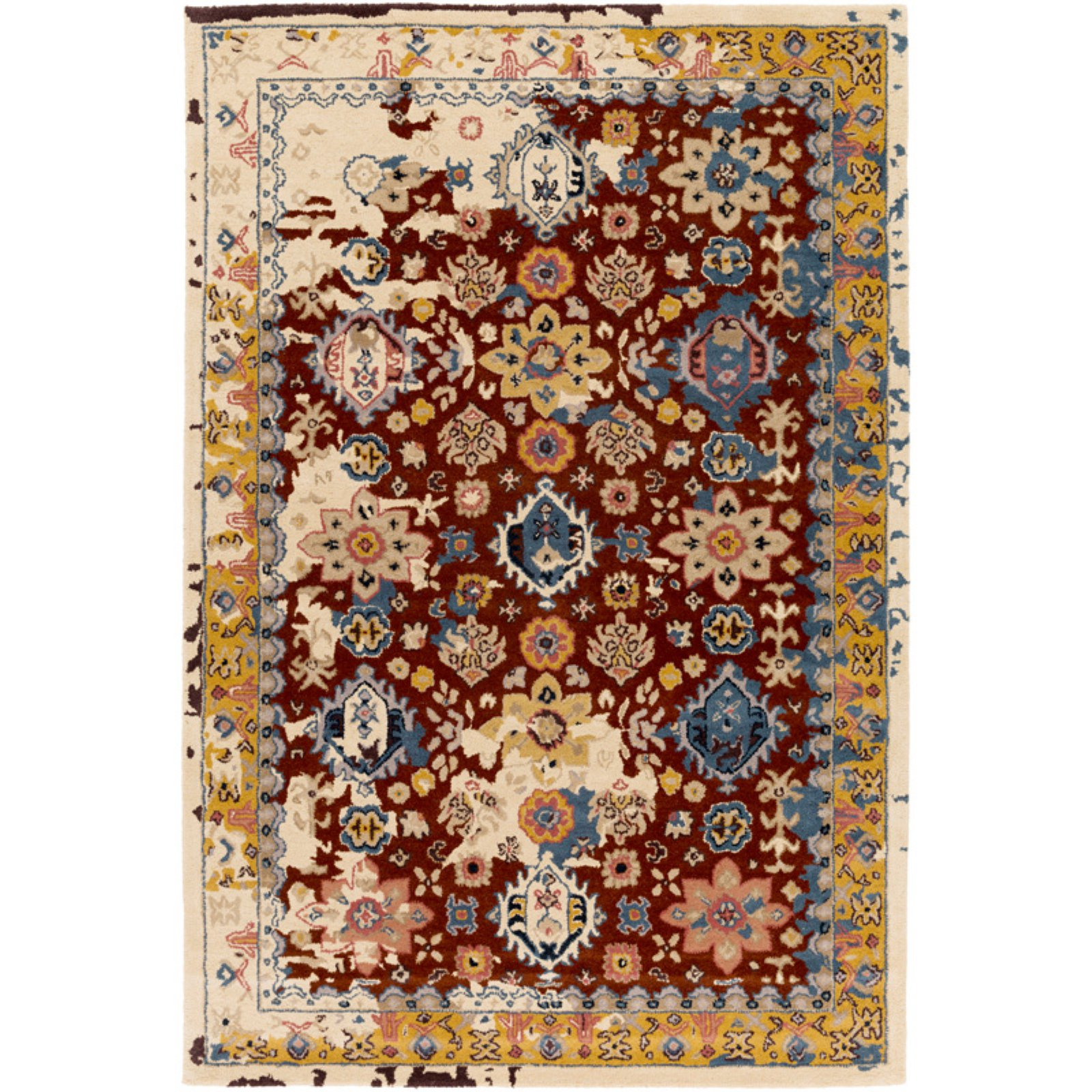 Surya Castello CLL10 Hand-tufted Indoor Area Rug