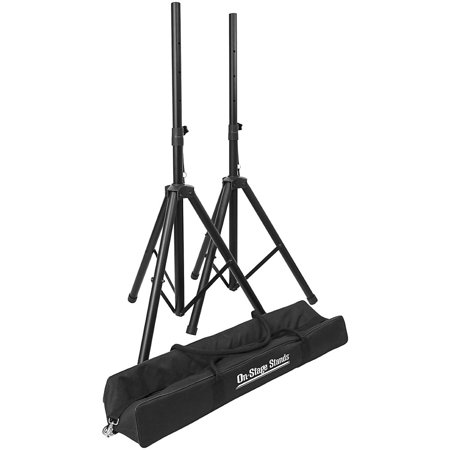 On-Stage Stands Compact Speaker Stand Pak