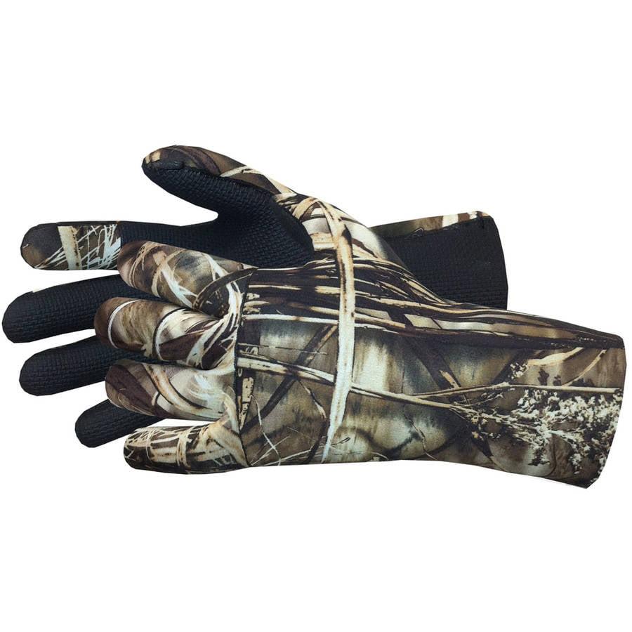 Glacier Glove Aleutian Neoprene Glove Small Camo by Glacier Glove