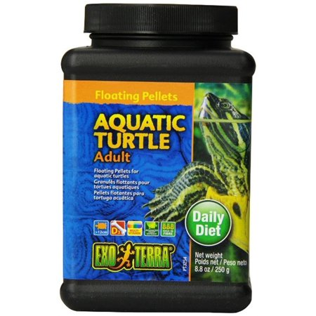 Exo Terra Floating Pellets Aq Turtle Ad 8.8 oz