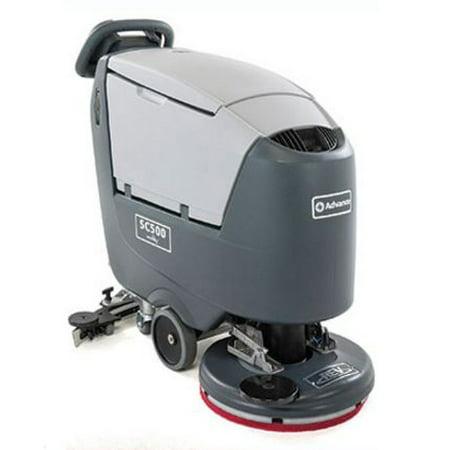 Advance SC500 REV Floor Scrubber - wet batteries (Floor Scrubber Battery)