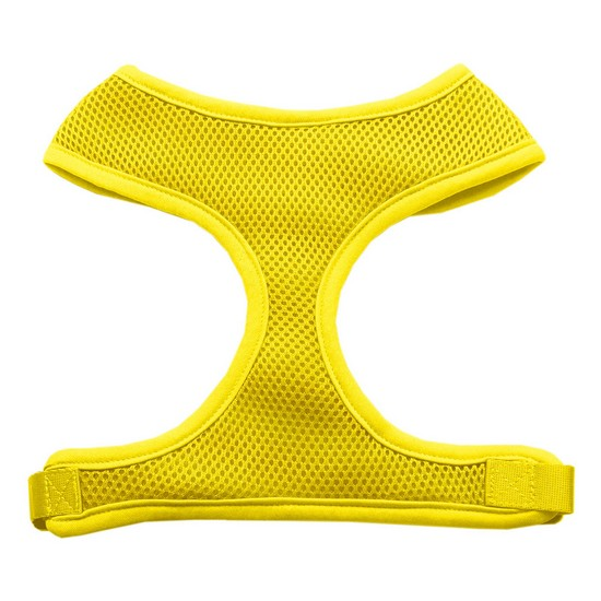 Soft Mesh Harnesses Yellow Large