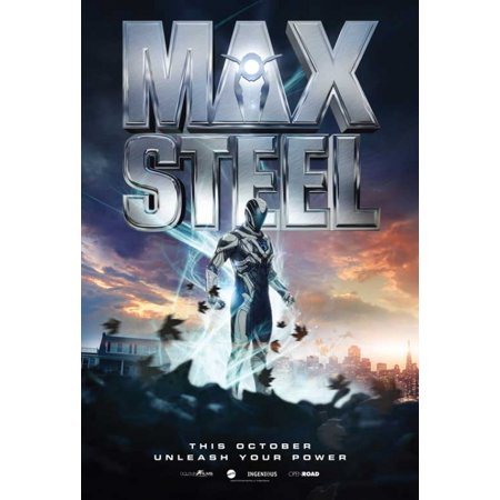Max Steel Movie Poster (11 x 17)](Max Steel Characters)
