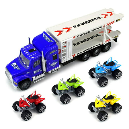 All Terrain Transport Trailer Children