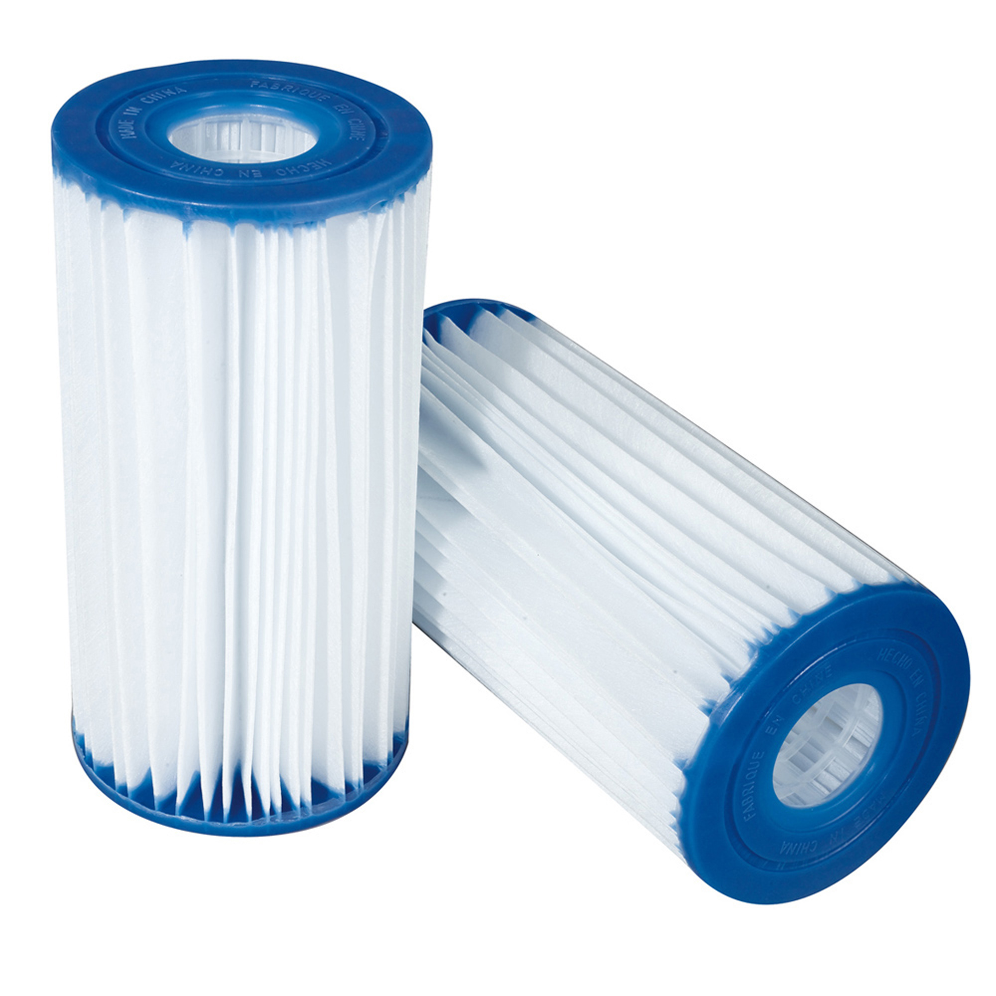 "Type C 4.13"" x 8"" Replacement Pool Filter Cartridge, 4-Pack"