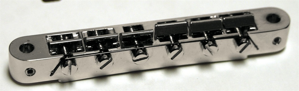 TonePros AVR2-N Bridge by AllParts