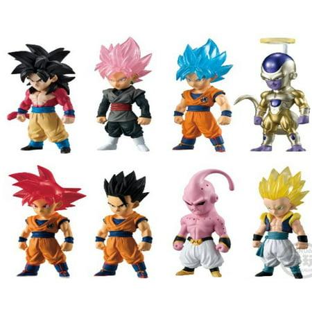 Dragon Mini Figure - Dragon Ball Super Adverge SP02 Box of 10 Mini Figures