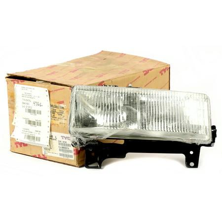 NEW 1996-2002 GMC Express Savana 1500  Single Van Left Headlight Lamp 16522159