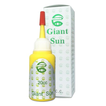 Giant Sun Permanent Make Up Tattoo Pigment Ink Color - Yellow
