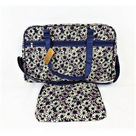 Gold Coast Weekender Bag Tote in Floral (Performance Weekender Tote)