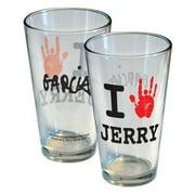 Jerry Garcia - Pint Glass