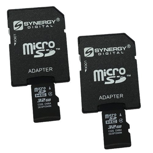 2 Pack Sony HDR-CX455 Camcorder Memory Card 2 x 64GB microSDXC Class 10 Extreme Memory Card with SD Adapter