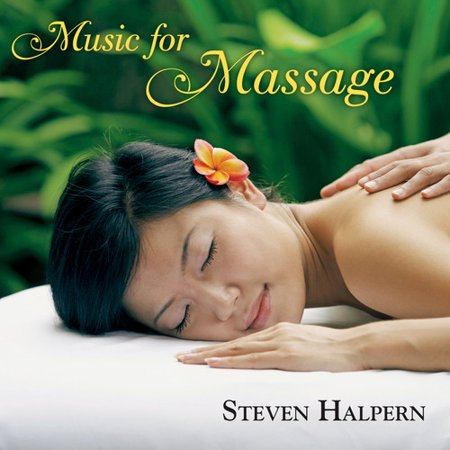 Music for Massage (CD)