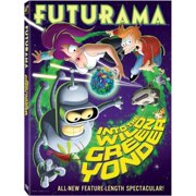 Futurama: Into The Wild Green Yonder by NEWS CORPORATION