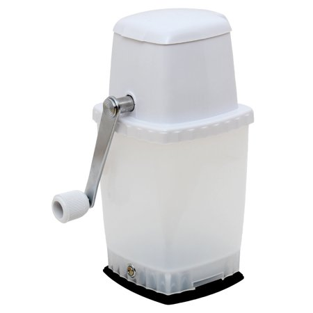 Time for Treats Portable Hand Crank Ice Crusher VKP1126 Portable Ice Crusher