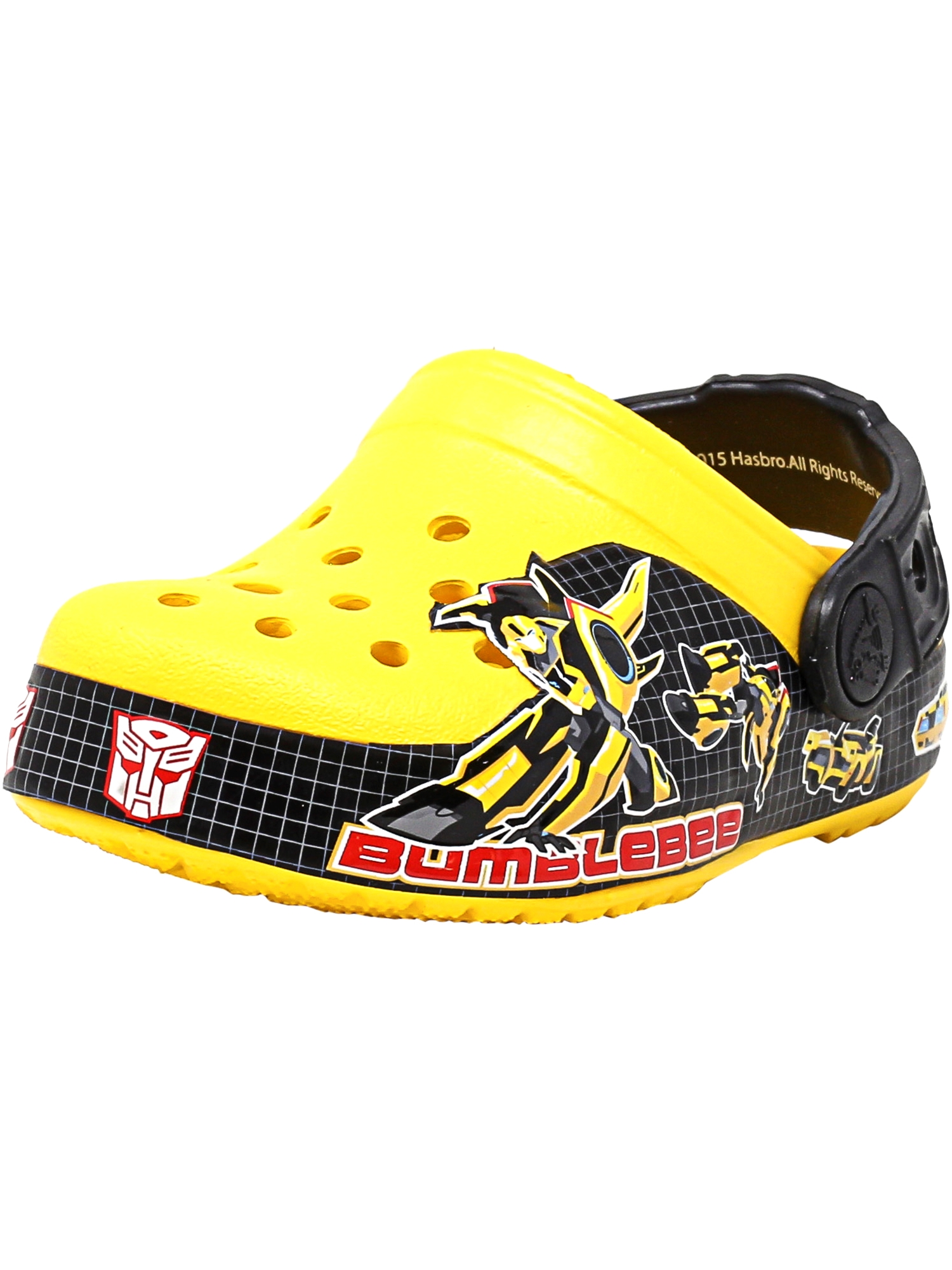Crocs Cb Transformers Bumblebee Clog Yellow Clogs 8M by Crocs