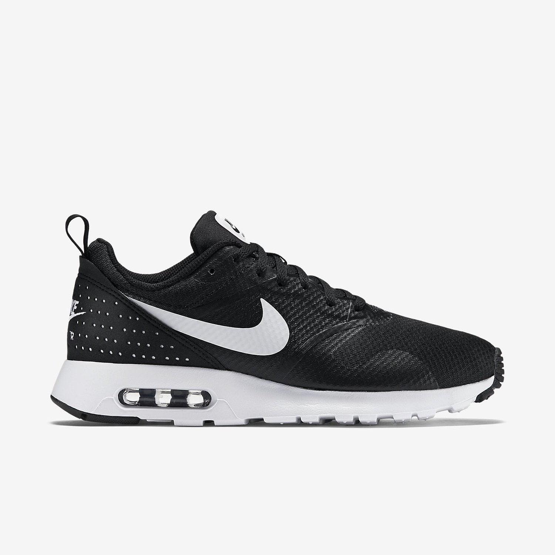 low priced c7fc2 0e8b5 ... shopping nike mens air max tavas running shoes black black white 9.5  walmart 7e246 b7b04