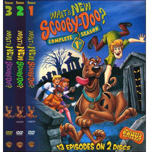 What's New Scooby-Doo: Complete Seasons 1 - 3