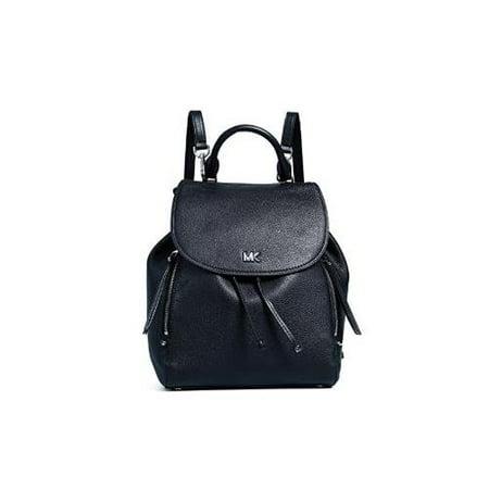 b5d0b55f6 Michael Kors - MICHAEL Michael Kors Women's Evie Medium Backpack, Black,  One Size 30S8SZUB2L-001 - Walmart.com