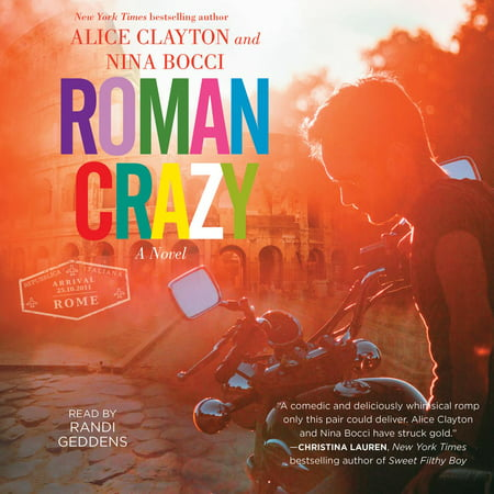Crazy Alice (Roman Crazy - Audiobook)