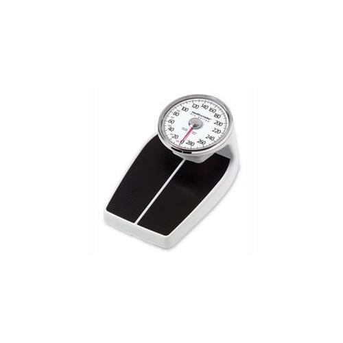 Health o Meter Health o Meter Raised Dial Scale, 11-. 5 inchx19 inchx6-. 5 inch, White-Black